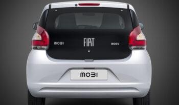 FIAT Mobi lleno