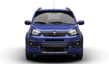 FIAT Uno Way lleno