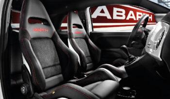 FIAT 500 Abarth lleno