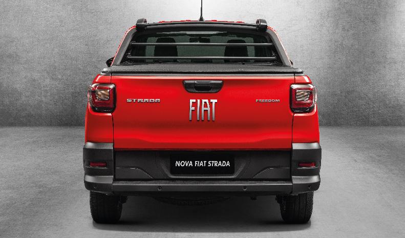FIAT Strada lleno